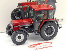 Case International 633 tractor with cabin red 1:32 Schuco