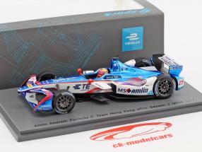 Robin Frijns Andretti ATEC-02 #27 Hong Kong ePrix formula E 2016/17 1:43 Spark