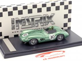 S. Moss Aston Martin DBR1 #30 2nd Silverstone Sports Car Race 1959 1:43 Matrix