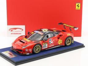 Ferrari 488 GT3 #88 gagnant Bathurst 12h 2017 Lowndes, Whincup, Vilander 1:18 LookSmart