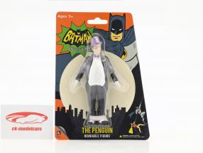 The Penguin cintrable figure Classic TV Serie Batman (1966) 5,5 inch NJCroce