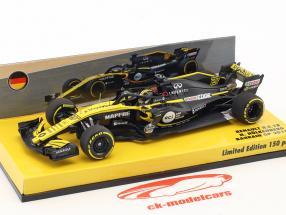 Nico Hülkenberg Renault R.S.18 #27 6th Bahrain GP Formel 1 2018 1:43 Minichamps