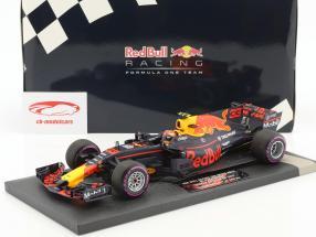 Max Verstappen Red Bull RB13 #33 Winner Mexican GP formula 1 2017 1:18 Minichamps