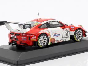991 GT3 R #912 VLN Nürburgring 2018 1:43 CMR Porsche 911