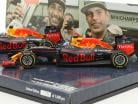 Ricciardo #3 & Verstappen #33 2-Car Set Red Bull RB12 1-2 Finish Malaysia GP F1 2016 1:43 Minichamps