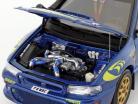 Subaru Impreza S3 #3 Winner Rallye Safari 1997 McRae, Grist 1:18 AUTOart