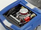 Chevrolet Camaro 1320 Drag Kings anno di costruzione 1969 blu metallico / bianco 1:18 GMP