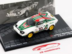 Lancia Stratos RF #10 Rally Monte Carlo 1976 Munari / Maiga 1:43 Altaya