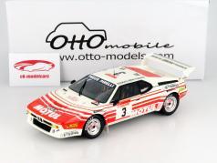 BMW M1 #3 Group B Tour de Corse 1983 1:18 OttOmobile