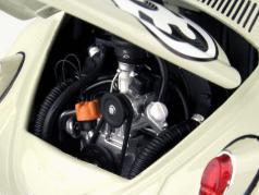 Volkswagen VW Beetle #53 Herbie Baujahr 1962 1:18 HotWheels Elite