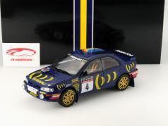 Subaru Impreza 555 #4 Winner RAC Rally 1994 McRae / Ringer 1:18 SunStar