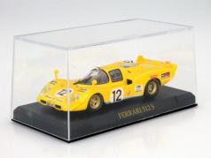 Showcase for Model cars the Ferrari Altaya Series in the Scale 1:43