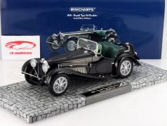 Bugatti Type 54 Roadster noir Mullin Museum Collection 1:18 Minichamps