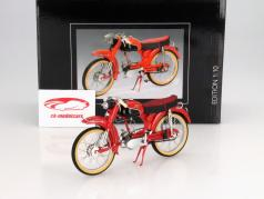 Victoria Avanti MK2 year 1956-1959 red / black 1:10 Schuco