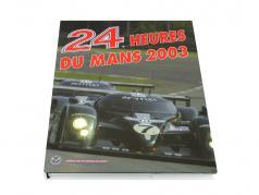 Book: 24h LeMans 2003