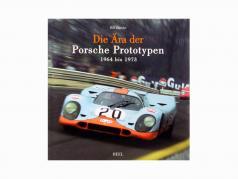 Book: The Era the Porsche Prototypes - 1964 to 1973
