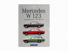 Book: Mercedes W 123 from Ulf Kaack