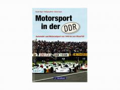 Book: Motorsport in the DDR from Harald Täger, Wolfgang Wirth and Stefan Geyler