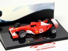 M. Schumacher Ferrari F2003-GA #1 Weltmeister Formel 1 2003 1:43 HotWheels Elite