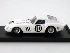 Ferrari 250 GTO #10 2nd Tourist Trophy 1962 Hill 1:43 Brumm