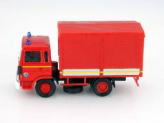 Renault Bache Fire department Year 1982 1:60 Solido