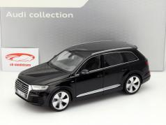 Audi Q7 Year 2015 orca black 1:18 Minichamps