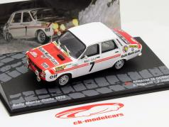 Renault 12 Gordini #7 Rassemblement Monte Carlo 1973 1:43 Altaya