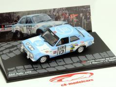 Ford Escort #13 RAC Rallye 1973 T. Mäkinen, H. Liddon 1:43 Altaya