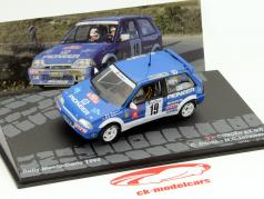 Citroen AX GTI #19 Rally Monte-Carlo 1993 Driano, Lallement 1:43 Altaya
