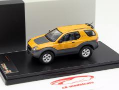 Isuzu VehiCROSS Year 1997 yellow 1:43 Premium X