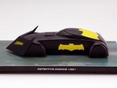 Batman Detective Comics #591 black / yellow 1:43 Altaya