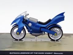 Batman Legends of the Dark Knight Batcycle blue 1:43 Altaya