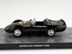 Batman Detective Comics #456 black 1:43 Altaya
