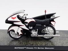 Batman Classic TV Series Batcycle white / black 1:43 Altaya
