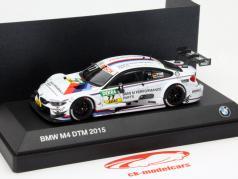 BMW M4 DTM #77 DTM 2015 Martin Tomczyk 1:43 Minichamps