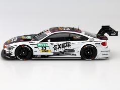 Marco Wittmann BMW M4 (F82) #23 DTM Champion 2014 Team-RMG 1:18 Norev