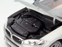 BMW X6 M Grey metallic 1:18 Norev