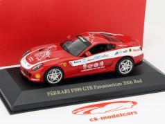 Ferrari F599 GTB Panamerica 2006 red1:43 Ixo