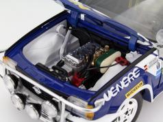 Opel Ascona 400 Rallye #1 Safari Rallye 1981 Kleint, Wanger 1:18 SunStar