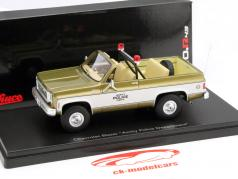 Chevrolet Blazer Amity Police Department or 1:43 Schuco