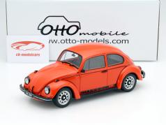 Volkswagen Beetle Jeans 2 Year 1974 Phoenix red 1:18 OttOmobile