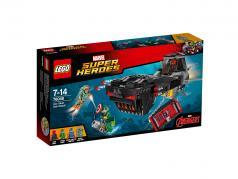 LEGO® Marvel Super Heroes sous-marin raid de Iron Skull