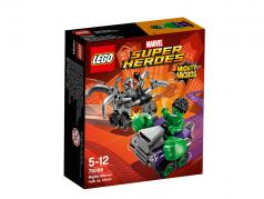 LEGO® Marvel Super Heroes Mighty Micros: Hulk vs. Ultron