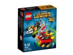 LEGO® DC Comics Super Heroes Mighty Micros: Robin™ vs. Bane™