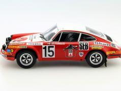 Porsche 911S #15 Rally Monte Carlo 1972 Waldegard, Thorszelius 1:18 Minichamps