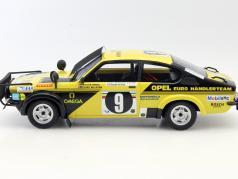 Opel Kadett GT/E Gr. 4 #9 Safari rally 1976 Röhrl / Billstam 1:18 OttOmobile
