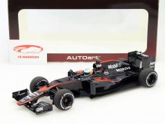Fernando Alonso McLaren MP4-30 #14 GP Spain formula 1 2015 1:18 AUTOart