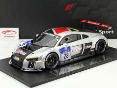 Audi R8 LMS #28 winnaar 24h Nürburgring 2015 Mies, Sandström, Müller, Vanthoor 1:12 Spark