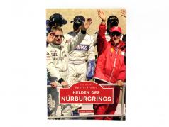 Book: heroes of Nürburgring from Klaus Ridder
