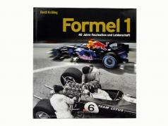 Book: formula 1 40 years fascination and fervor from Ferdi Kräling